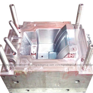 Injection Mould/Plastic Mould/Rear Cover Plastic Mould pictures & photos