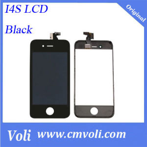 LCD for iPhone 4S with Touch Screen Digitizer Assembly pictures & photos