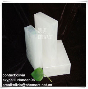 Fully Refined Paraffin Wax/58-60 Deg. C /Solid Form/China Manufacture/for Candle Making pictures & photos