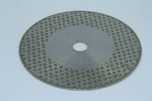 Stars Type Electric Plate Blade