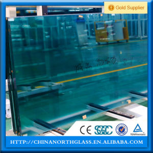 Low E/ Reflective Tempered Glass, Curtain Wall Glass, Decorative Glass pictures & photos