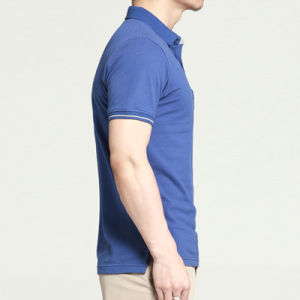 Custom Made Plain Printing Mens Polo T Shirts in Bulk for Sale pictures & photos