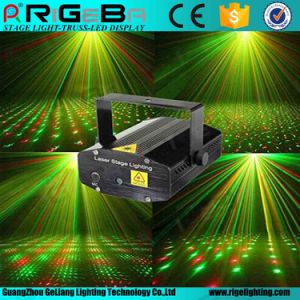 150MW Rg Double Head Mini Twinkling Laser KTV Disco Bar DJ 3D Party Remote Control Laser Lighting pictures & photos