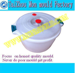 Plastic Mould for Kitchen Use Heart Preservation Container Box, Rice/Meat Box pictures & photos