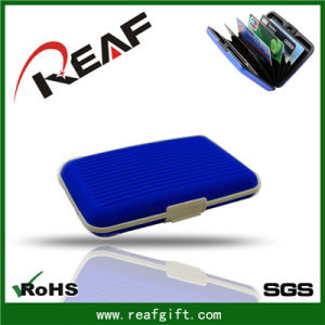 Credit Card Holder Silicon Card Wallet pictures & photos
