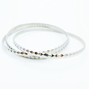 Fashion Stainless Steel Bangle Accessories Jewelry