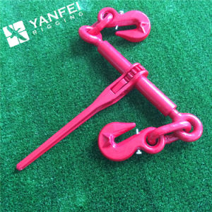 En12195-3 G80 Ratchet Type Load Binder Without Safety Pin pictures & photos
