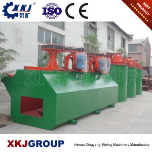 Gold Leaching Mining Plant / Froth Flotation Machine for Sale pictures & photos