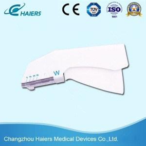 China Disposable Skin Stapler Surgical Instrument Medical Equipment Suture pictures & photos