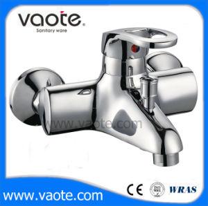 Chrome Single Handle Triangle Bathtroom Shower Faucet /Mixer (VT11101) pictures & photos