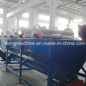 300kg/H PP Film Washing and Recycling Line