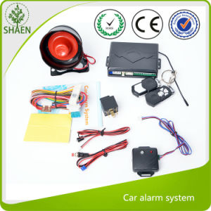 East Markt Hot Salling Car Alarm System with Loudspeaker pictures & photos