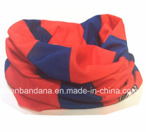 Factory OEM Produce Custom Logo Printed Polyester Elastic Multifunctional Neck Tube Headwear pictures & photos
