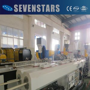 High Output PVC Pipe Extrusion Machine (SJSZ-92/188) pictures & photos