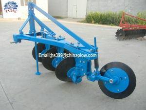 Farm Tractor Equipment 1lyt-325 Disc Plough with Double Tie Rod pictures & photos