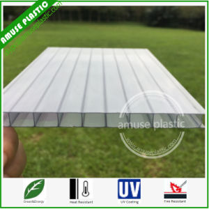 Factory Honeycomb PC Panels Polycarbonate Twin-Wall Hollow Boards PC Sun Sheets pictures & photos