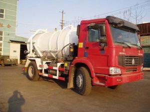 Heavy Vacuum Tank Truck (QDZ5190GXW) pictures & photos