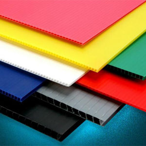 Galvanized Corrugated Plastic Sheet/PP Hollow Sheet pictures & photos