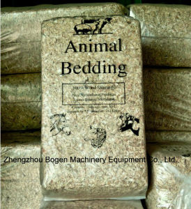 Professional Wood Shaving Machine for Animal Bedding pictures & photos