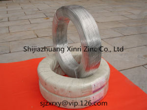 Zinc Wire 99.995% in Bundle Package pictures & photos