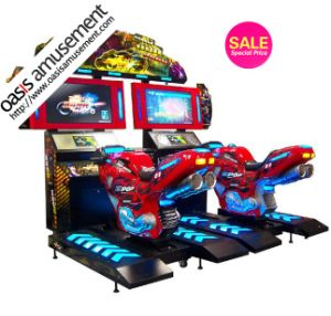 Game Machine Simulator, Racing Game Machine (Pop Moto) pictures & photos