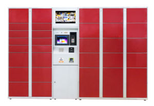 Customized Modern Steel Locker pictures & photos