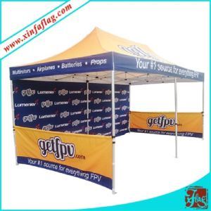 Customized Design Logo Tent Canopy Gazebo/Exhibition Tent/600d PU pictures & photos