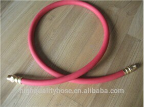 Red High Temperature Steam Hose Assembly pictures & photos