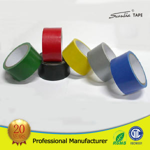 Promotional High Quality Hotmelt Cloth Duct Tape pictures & photos