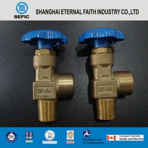 Industrial High Pressure Gas Cylinder Valve (QF-6A) pictures & photos