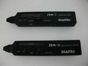 JEM-II +JEM-III Diamond Tester +Moissanite Tester Kit pictures & photos