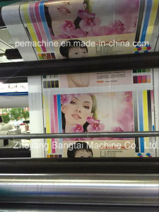 Hci -61000 Central Impression Flexographic Printing Machine pictures & photos