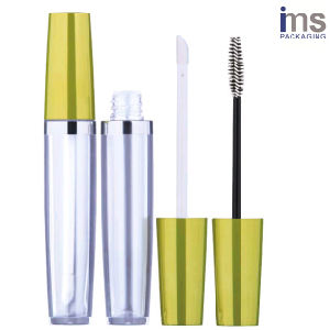 10ml Round Plastic Lip Gloss/Mascara Container pictures & photos