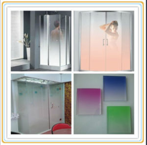 Shower Room Glass From Gradient Change Glass Manufacture pictures & photos