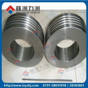 Lz-R20 Tungsten Carbide Roll for Rolling High Speed Wires