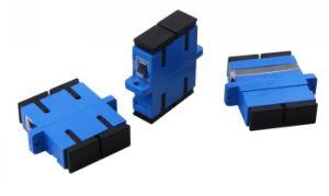 Sc-Sc (PC) Fiber Optic Adapter pictures & photos