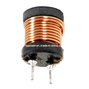 ISO/SGS Drh Type Leaded Pin Power Inductors with Wide Frequency Range pictures & photos