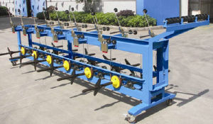 Automatic Tension Pay-off Stand/Single Twistiong (cabling) Machine Series pictures & photos