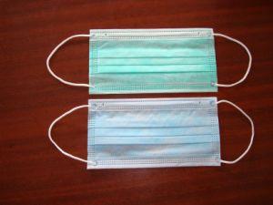 Disposable Medical Surgical Non Woven Face Mask pictures & photos