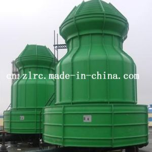FRP Counter Flow Type Round Water Cooling Tower pictures & photos