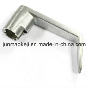 Zinc Die Casting Door Handle pictures & photos