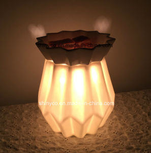 Electric Translucent Fragrance Lamp Warmer pictures & photos