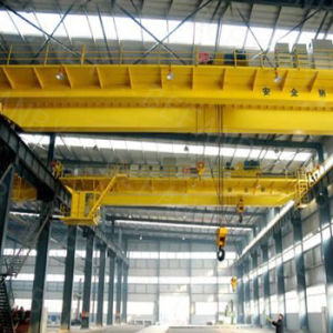 Double Girder 30t Overhead Crane pictures & photos