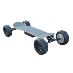 Wholesale Skate Board, 2000W 48V Brushless High Quality Electric Skateboard pictures & photos
