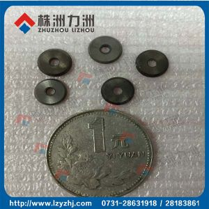 Solid Tungsten Carbide Disc Blanks for Slitting Saw Blades pictures & photos