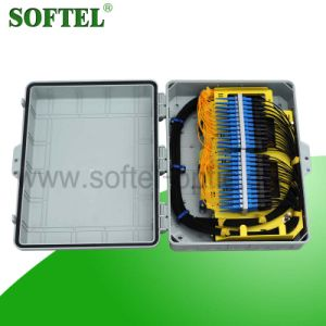 Outdoor 16 Core PLC Fiber Optic FTTH Terminal Box pictures & photos