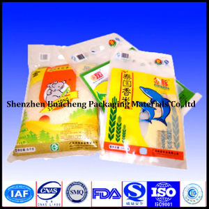 Printed 50kg Rice Bags pictures & photos
