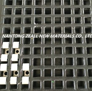 Slippery FRP Grating with Mini Mesh 19*19mm