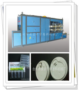 Positive-Negative Plastic Hot Forming Machine (ZFU-650A)