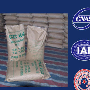 Anhydrous Citric Acid for Food Grade pictures & photos